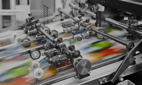 Full Range of Printing Services